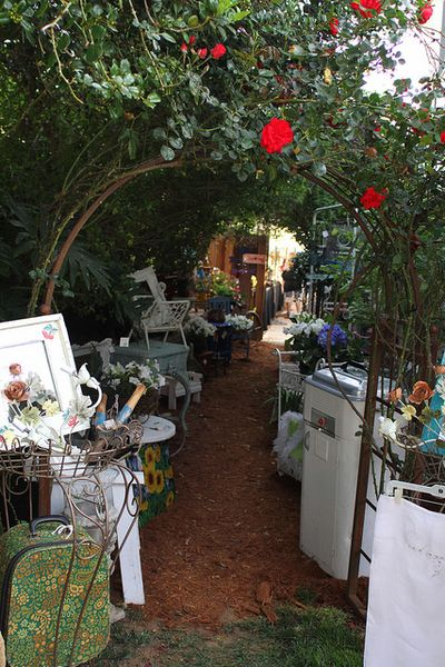 Garden shopping