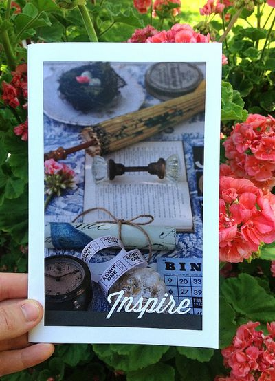 Inspire Booklet