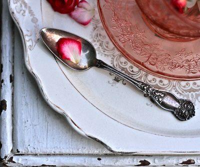 Pretty spoon