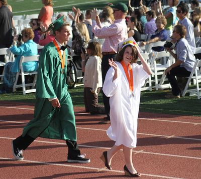 Ceremony walking