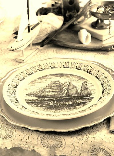 Ship plates