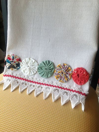 Towel completed