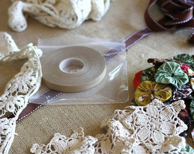 DIY table runner supplies