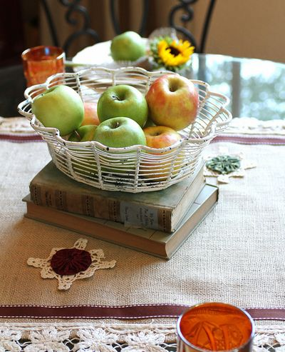 Fall Tabletop Details