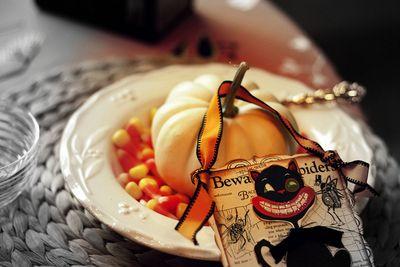 Kay Ellen's Spooky Cute tablescape
