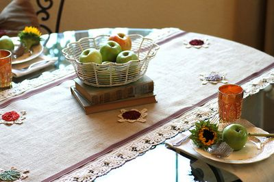 Fall feeling touches