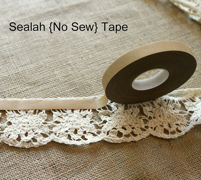 Sealah 1:2%22 no-sew adhesive
