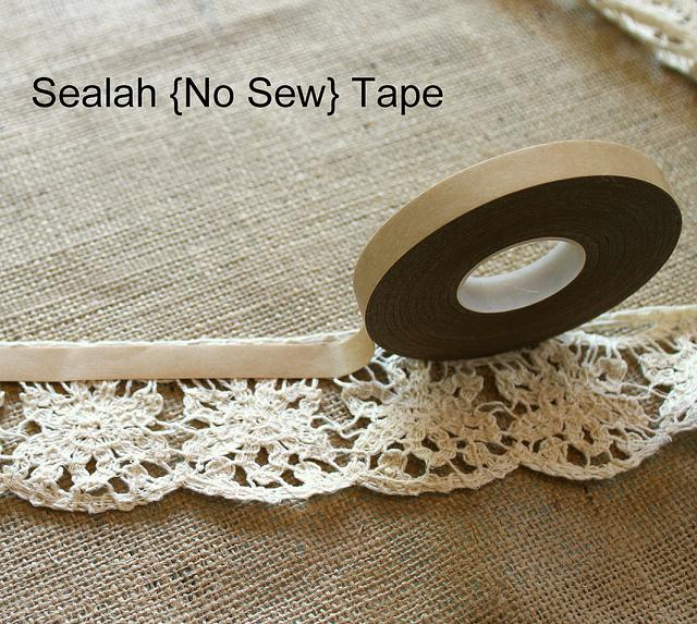 Sealah 1:2%22 no-sew adhesive