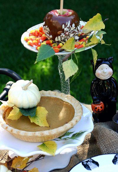Sweet Treats of October
