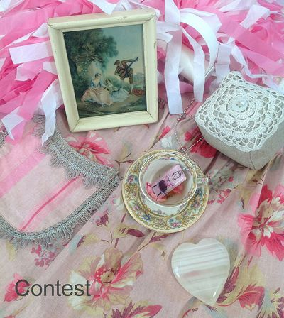 Pink Awarness Giveaway
