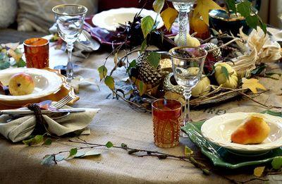 Kay Ellen's Thanksgiving ideas...