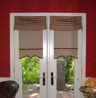French Doors Historical Home