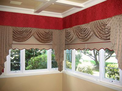 Historical Home Window Treatments